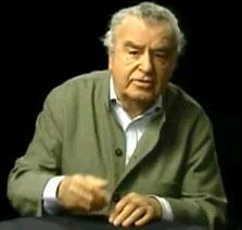 Jean-Pierre Vernant, filósofo francês - foto retirada de http://www.science.gouv.fr/fr/telesciences/bdd/res/2489/t/8/jean-pierre-vernant-la-grece-antique-et-nous/